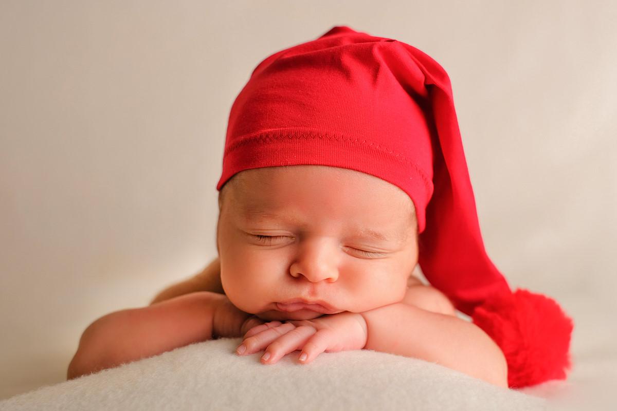 Sesión de Newborn en el Aljarafe